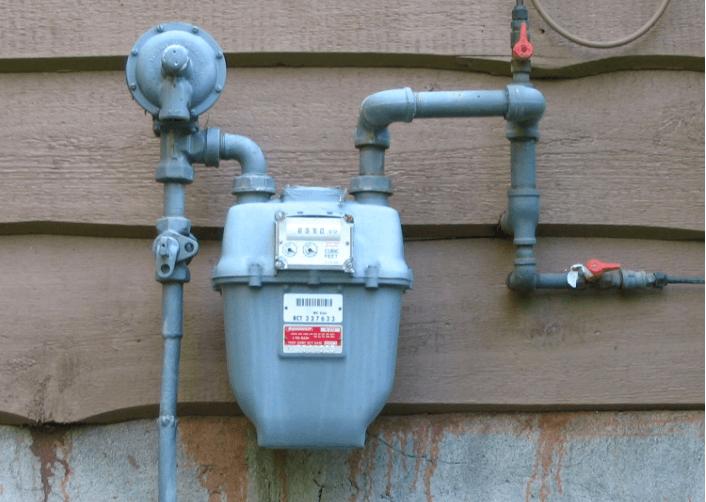 Gas Line Leak Detection