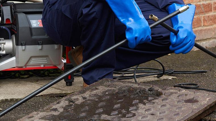 Sewer Rodding