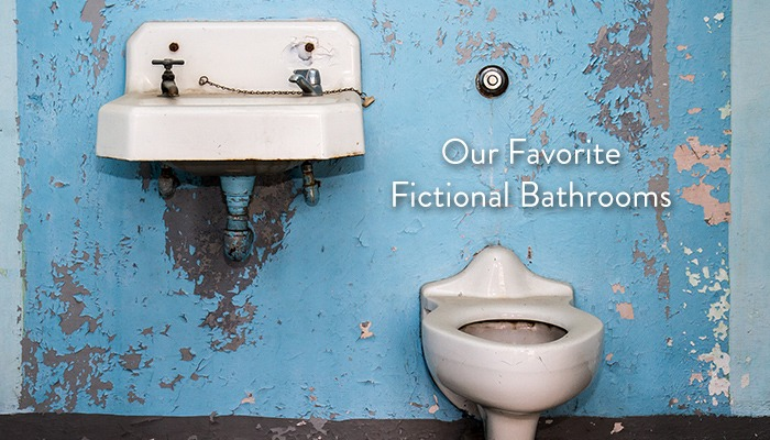 fictional bathroom
