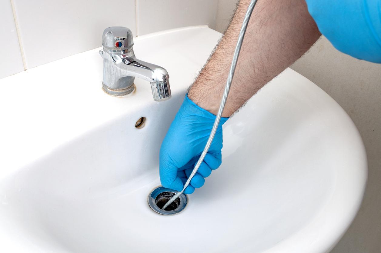 plumbing drain repair