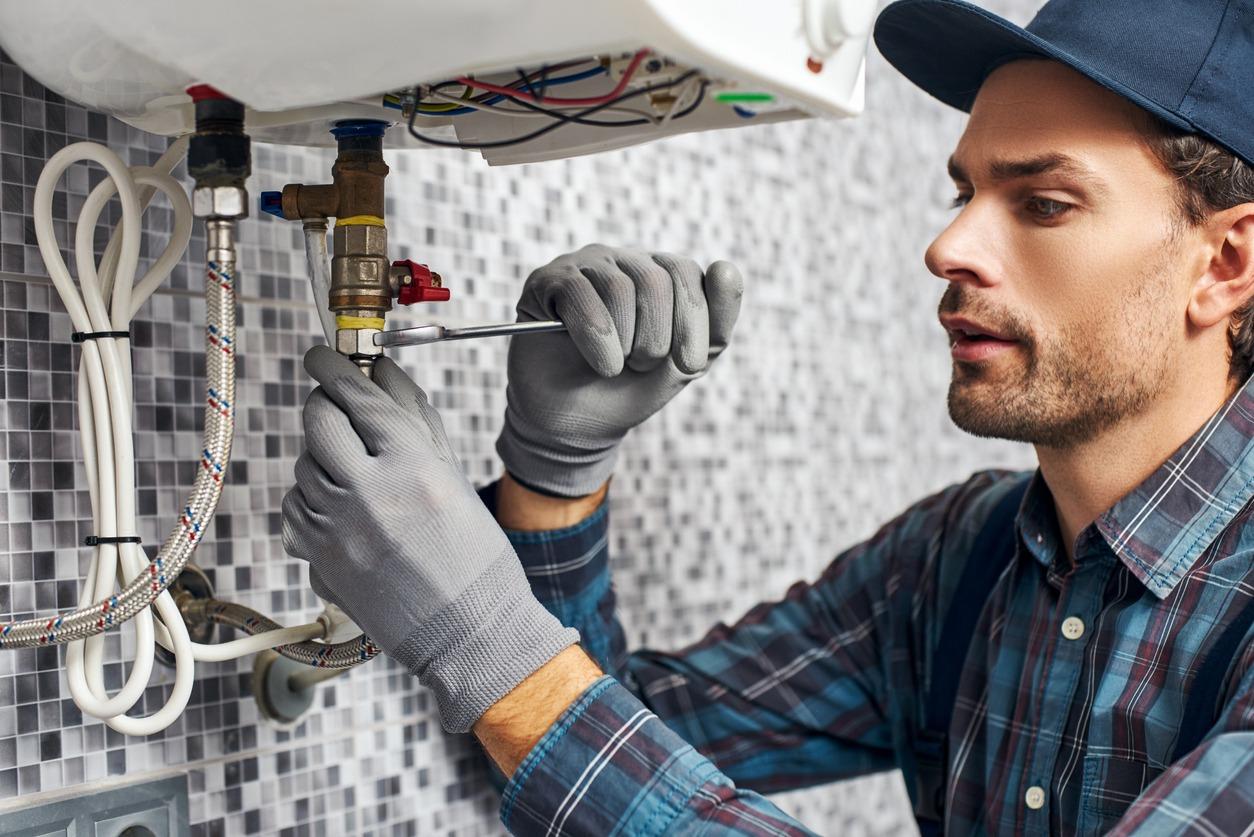 tankless water heater maintenance